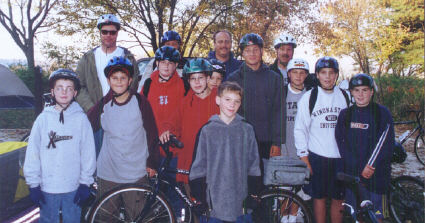 October 2000 50-mile Bikers